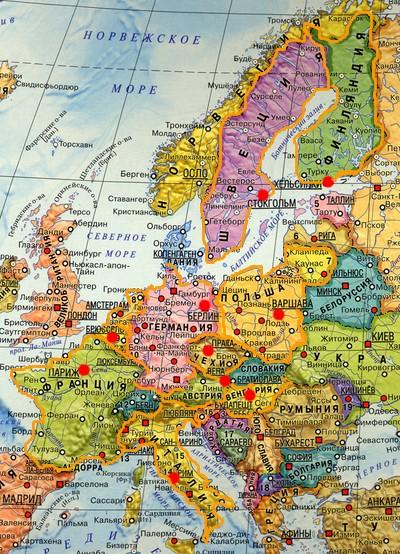 Автобусные туры 2 16 по Европе и России, туры на